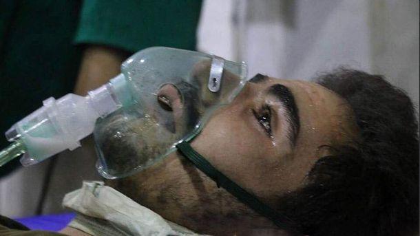 Витік хлору в Ірані