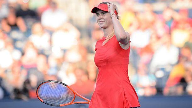 Свитолина победила одну из лучших теннисисток мира в финал турнира в Торонто