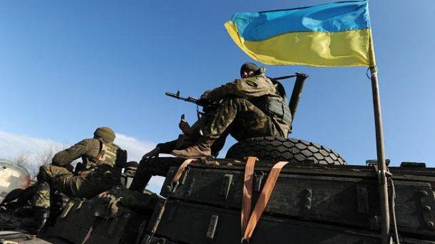 Штаб: сьогодні наДонбасі поранені двоє українських військових