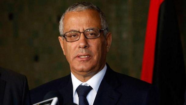 Колишнього прем'єра Лівії викрали озброєні бойовики— ЗМІ
