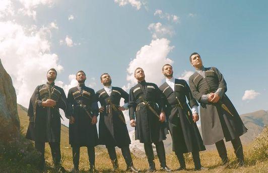 «Присвячується Кузьмі»: грузинський колектив вразив мережу хітами «Скрябіна»