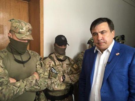 Саакашвілі свідомо провокуватиме правоохоронців під час повернення в Україну, – політолог