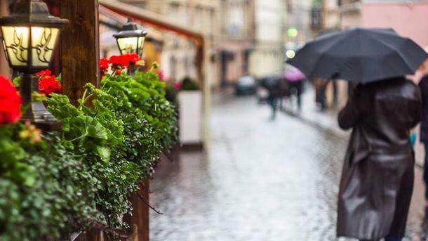 Погода на 24 серпня: День Незалежності буде прохолодним