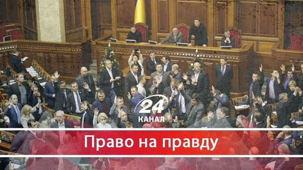 Повернення диктаторських законів: навіщо депутати закручують українцям гайки