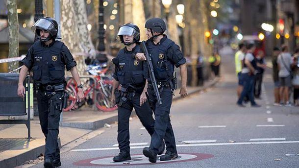 Милиция  отыскала  «мать Сатаны» вукрытии террористов вИспании