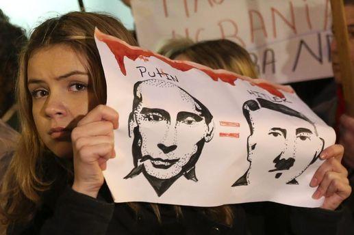 Ще пройде трохи часу і роїсяни будуть злі на Путіна, як колись німці на Гітлера