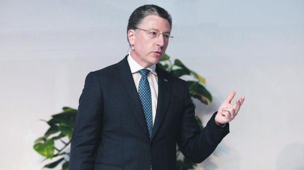 Волкер зробив заяву щодо війни наДонбасі після зустрічі зСурковим