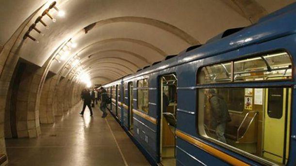 КГГА утвердила расходы настроительство метро наВиноградарь