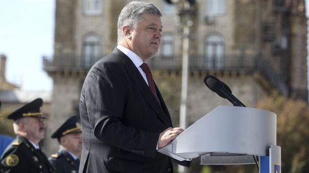 Вкремлевских лабораториях то«Новороссию» выдумают, то«Малороссию» объявят— Порошенко