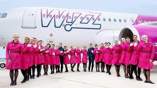 Дубль два: венгерский лоукостер запускает рейсы из украинской столицы вДанию иГерманию