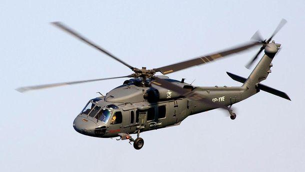 Військовий вертоліт США з6 людьми наборту розбився біля берегів Ємену