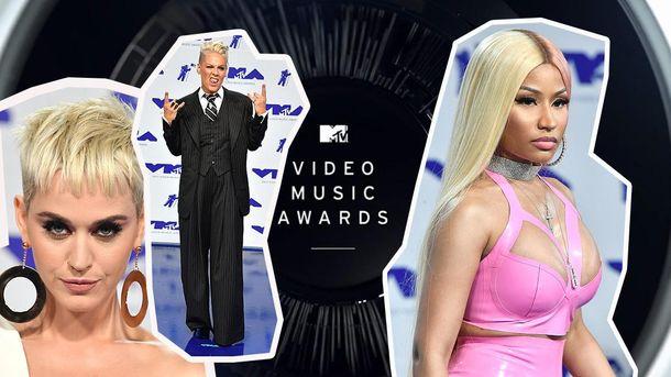 Репер Ламар отримав шість нагород премії MTV