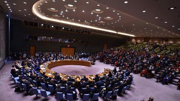 Україна у Радбезі ООН закликала посилити антиросійські санкції