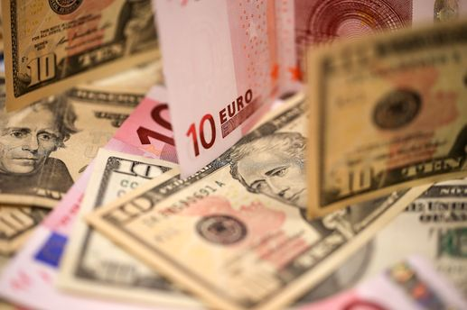 Курс доллара набирже вырос до58,65 рубля