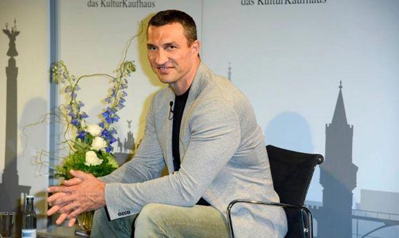 Кличко вместо бокса подался вписатели: мир увидела первая книжка спортсмена