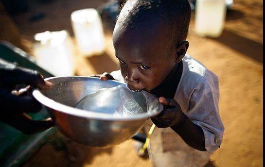 Более 183 млн человек не имеют доступа к питьевой воде