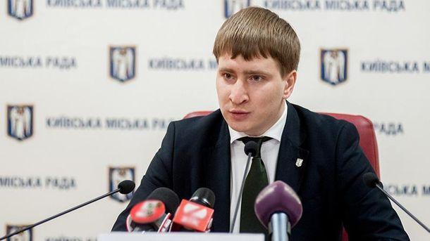 Начальнику аппарата КГГА объявили подозрение виспользовании поддельного диплома