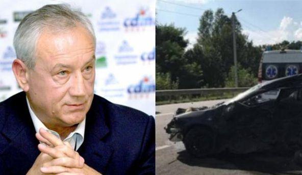ДТП за участю авто Димінського
