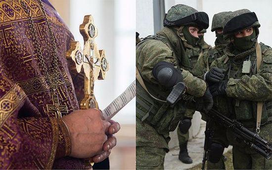 Окупанти вКриму намагаються захопити храм Київського патріархату