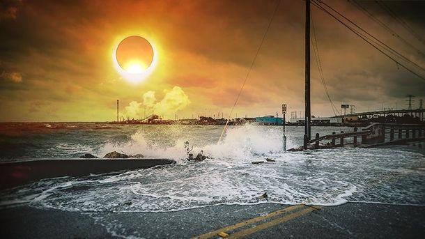 Природні та астрономічні явища, що сколихнули планету у серпні