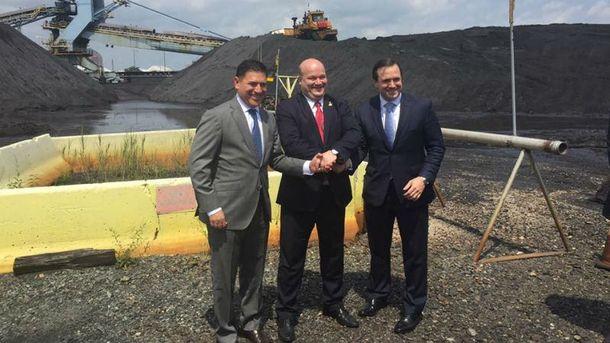 Чалый сказал, когда в Украинское государство прибудет первая партия американского угля