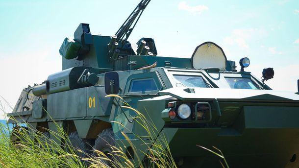 Новейшее украинское вооружение, созданное во время войны на Донбассе