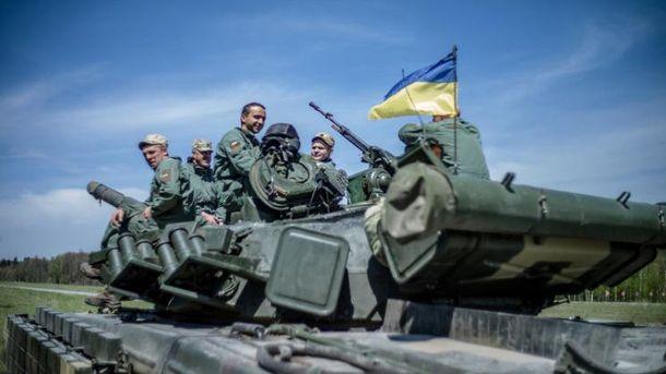 Украинская армия уже способна сбоями взять Луганск иДонецк,— военный специалист