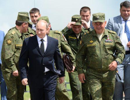 Как Россия может расколоть Украину на две части