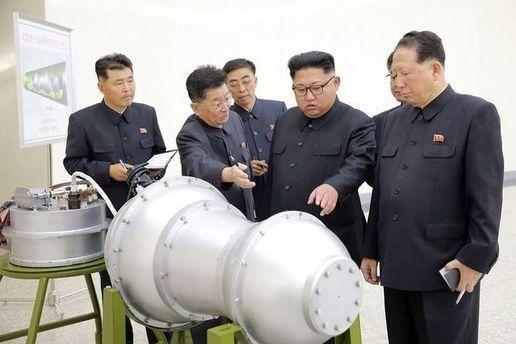 Кім Чен Инперевірив водневу бомбу— ЗМІ