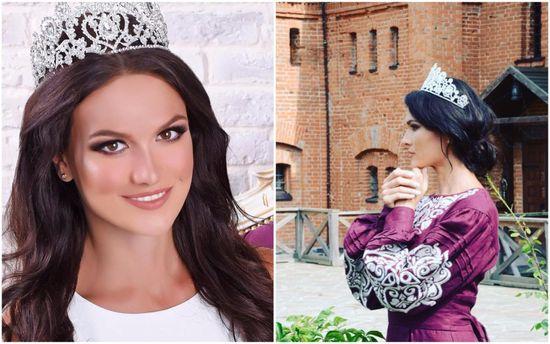 Украинка угодила втоп-25 конкурса «Миссис Вселенная 2017»