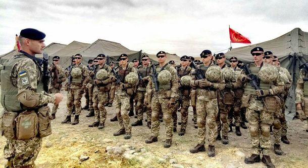 Навчання військових