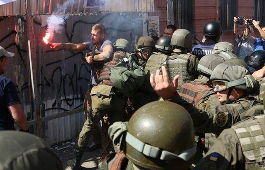 Столкновения на строительстве в Одессе: полиция открыла производство