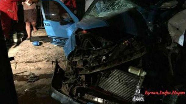 Страшная авария на Тернопольщине