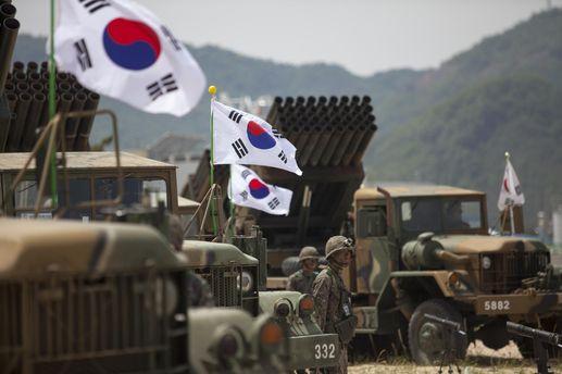 Південня Корея готується до оборони