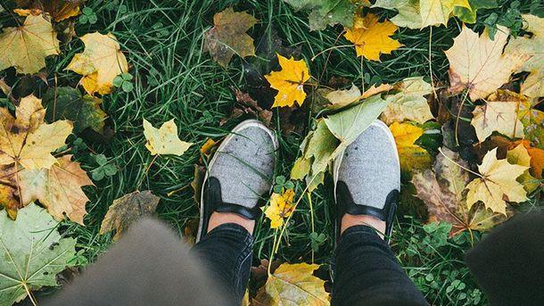 Как сохранить отличную физическую форму осенью