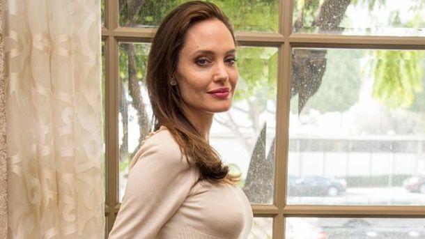 Анджелина Джоли дала новое интервью