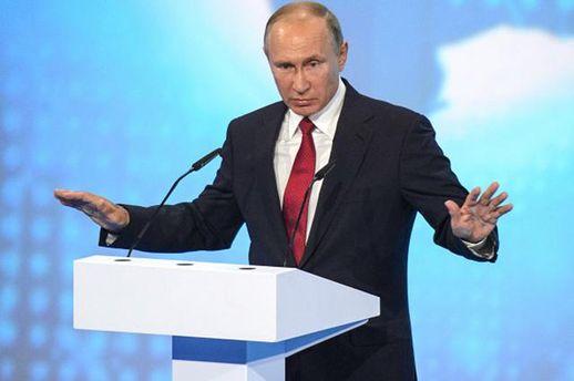 Путин выдвинул свои условия введения миротворцев на Донбасс