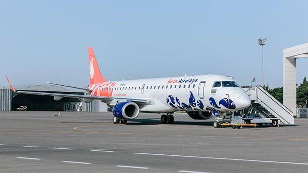 Лоукост «Buta Airways» почав літати вЖуляни