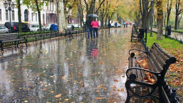 Прогноз погоди на 6 вересня у містах України