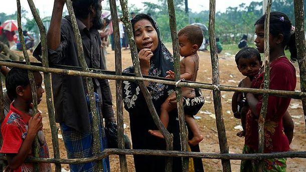 Мусульмане в Мьянме