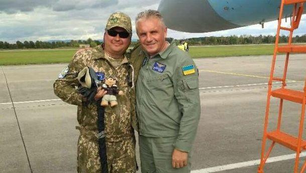 Украинский пилот победил на соревнованиях в Чехии
