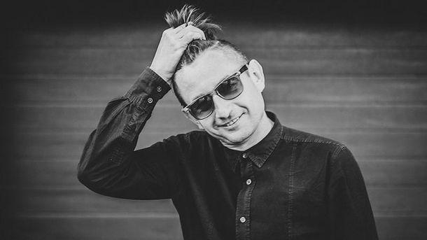 Сергей Жадан стал моделью
