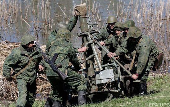 Агентура: Боевики наДонбассе проведут учения одновременно с«Западом-2017»