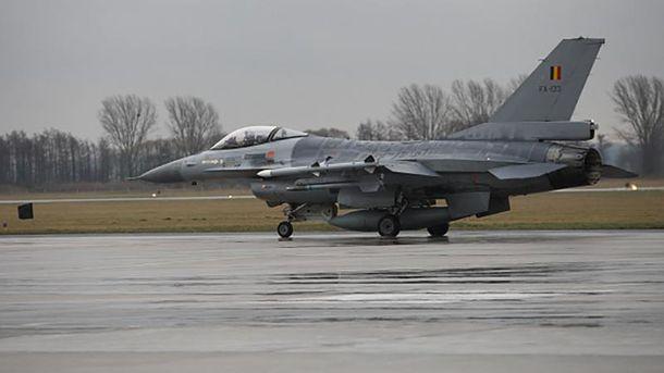 Винищувачі НАТО перехопили російські літаки