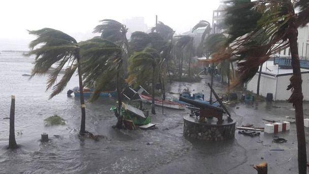 Шокуючі наслідки урагану