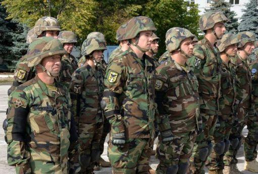 Молдовські військові приїхали на навчання в Україну всупереч Додону