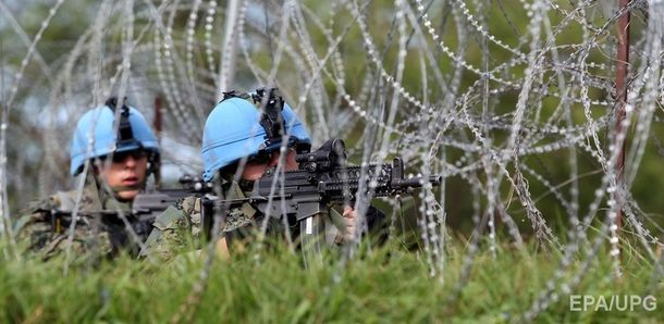 У Держдепі США озвучили свою позицію щодо миротворців ООН на Донбасі