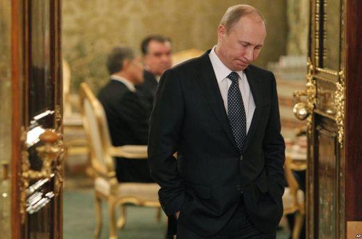 Бригинец: У Путина вышел очередной геополитический пшик