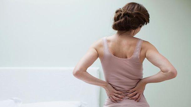 Біль у спині може бути пов'язаний з психологічними чинниками