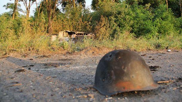 В зоне АТО погиб украинский военный